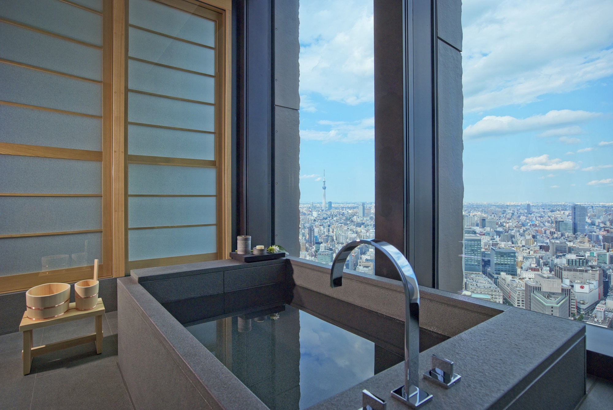 Aman announces the launch of aman tokyo for Top design hotels tokyo