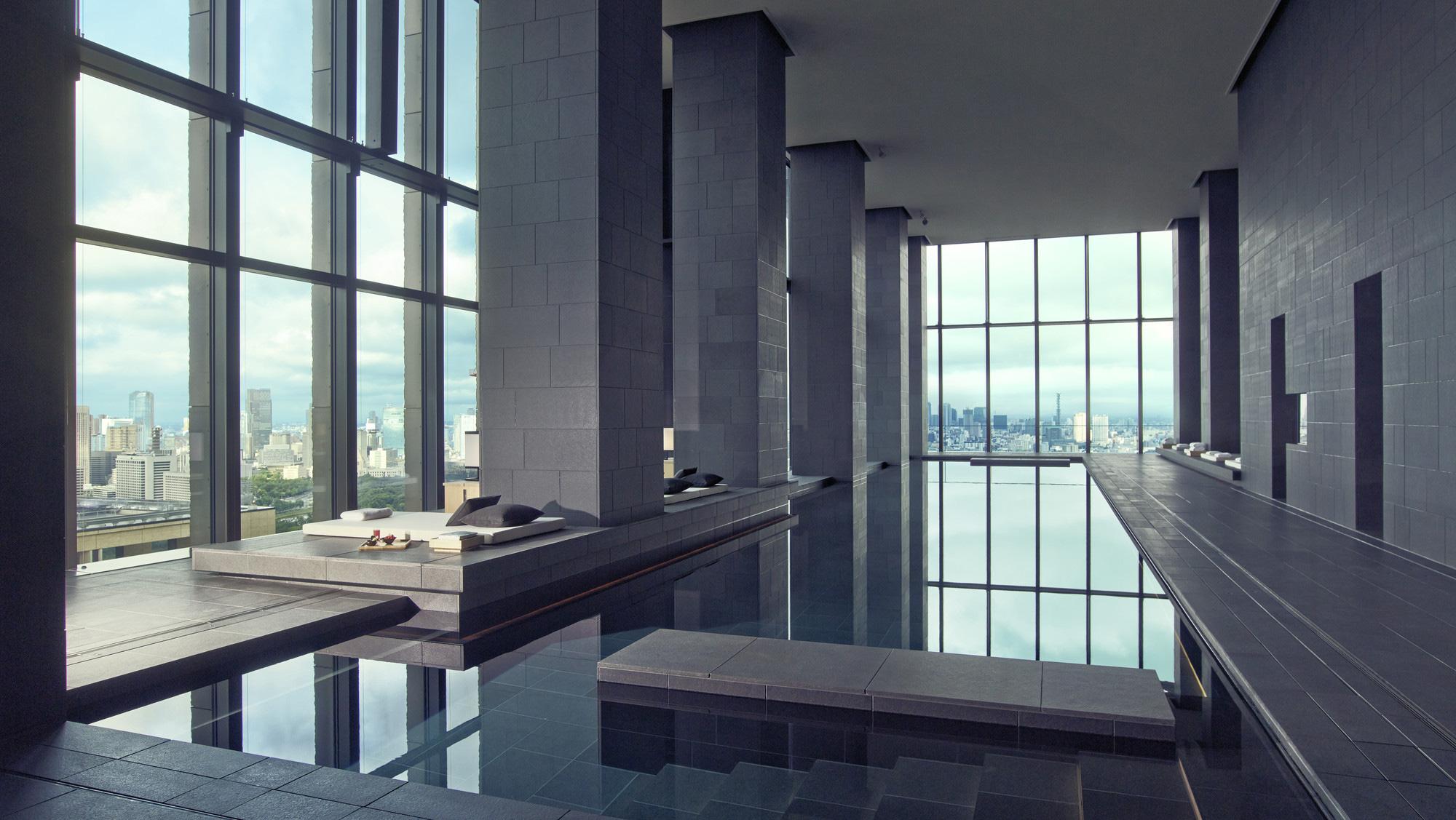 Aman announces the launch of aman tokyo for Window design jobs london