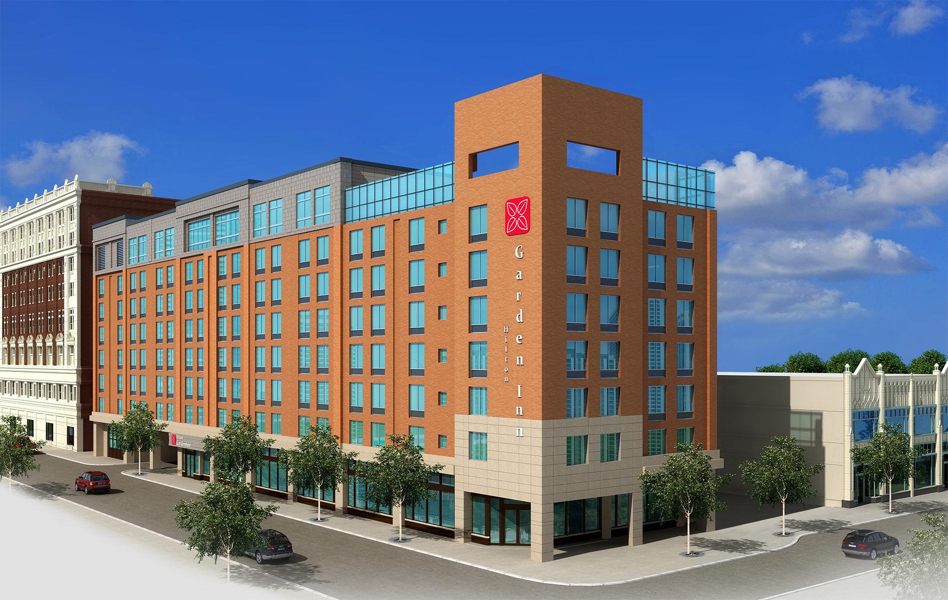 hilton garden inn welcomes its newest hotel in the heart of downtown louisville - Hilton Garden Inn Nashville Downtown