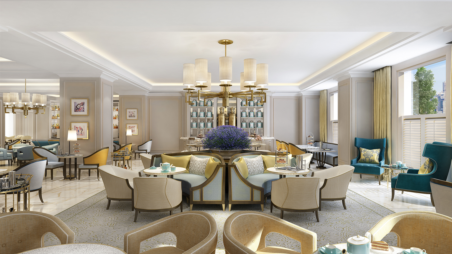 The langham sydney confirmed to re open legendary doors - Signature interiors and design kent ...