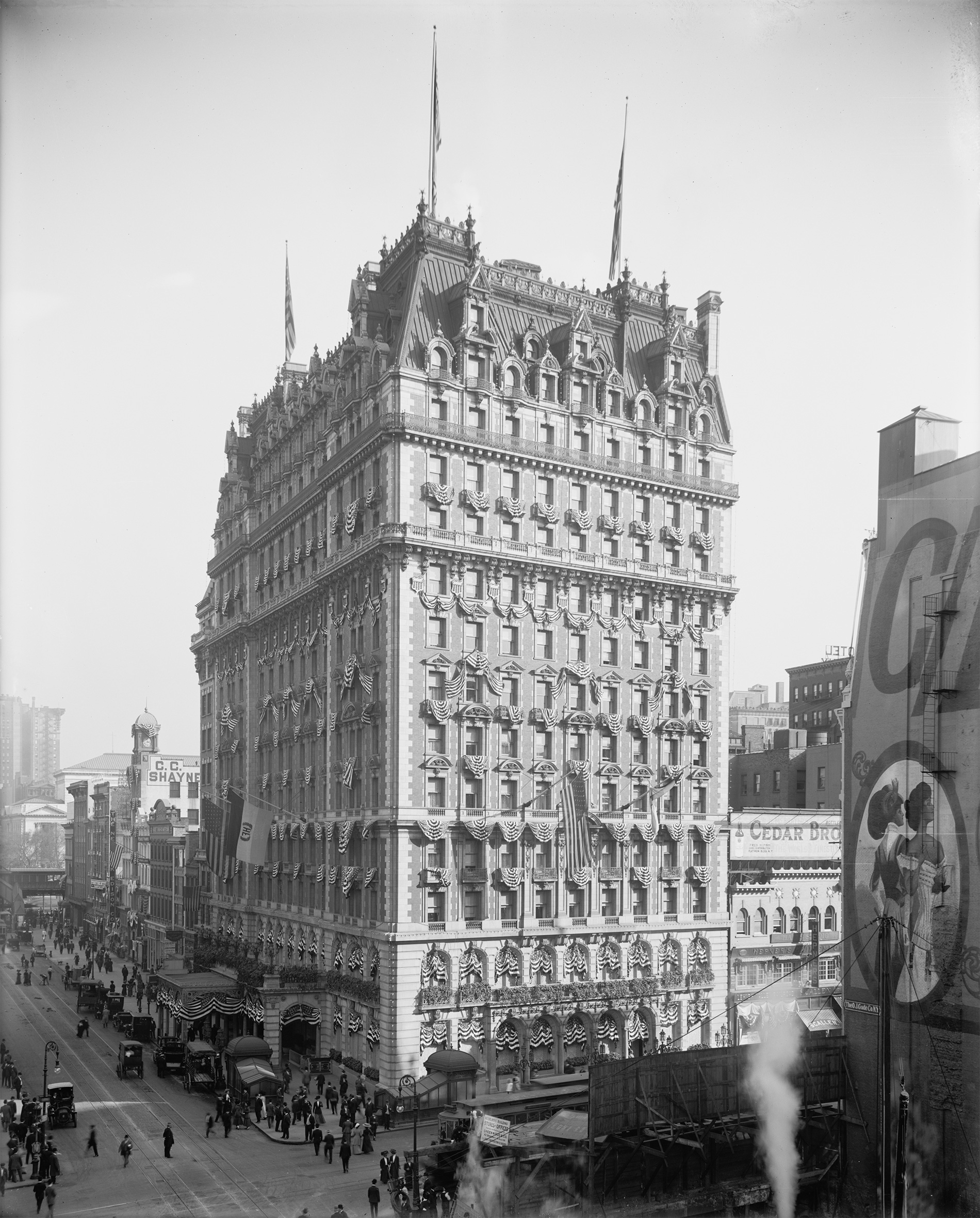 the knickerbocker hotel announces february 2015 opening