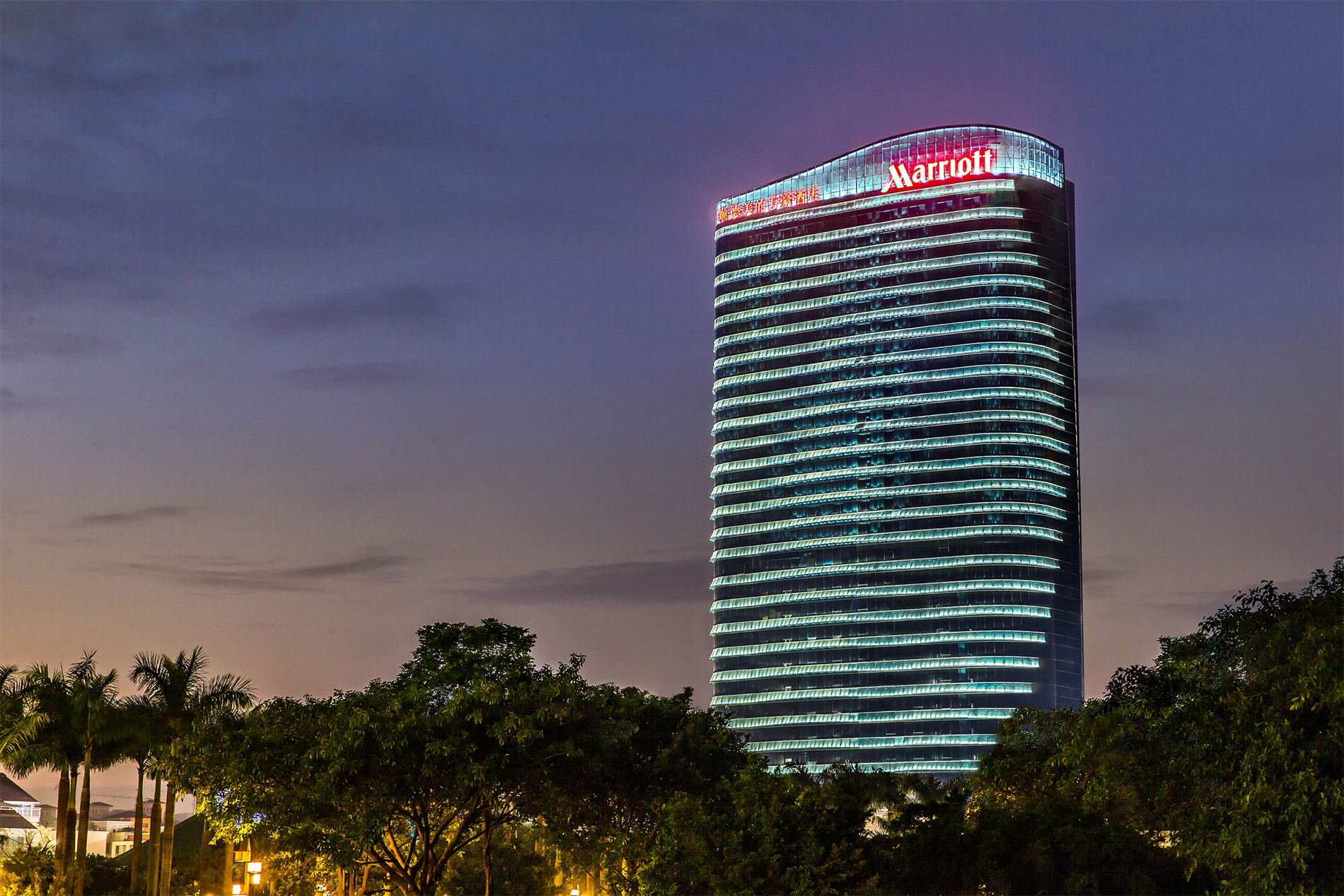 Marriott Hotels Opens Shunde Marriott Hotel In Southern China