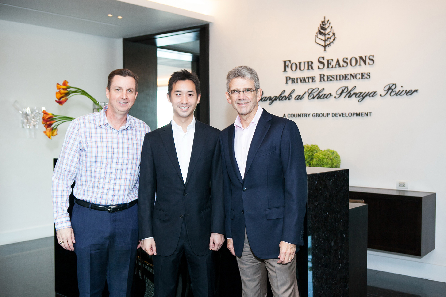 Country Group And Four Seasons Hotels Resorts Announce New Hotel Residential Project At Chao Phraya Estate Bangkok