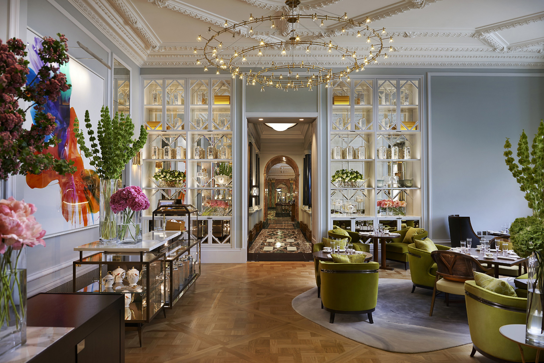 Grosvenor Cafe London