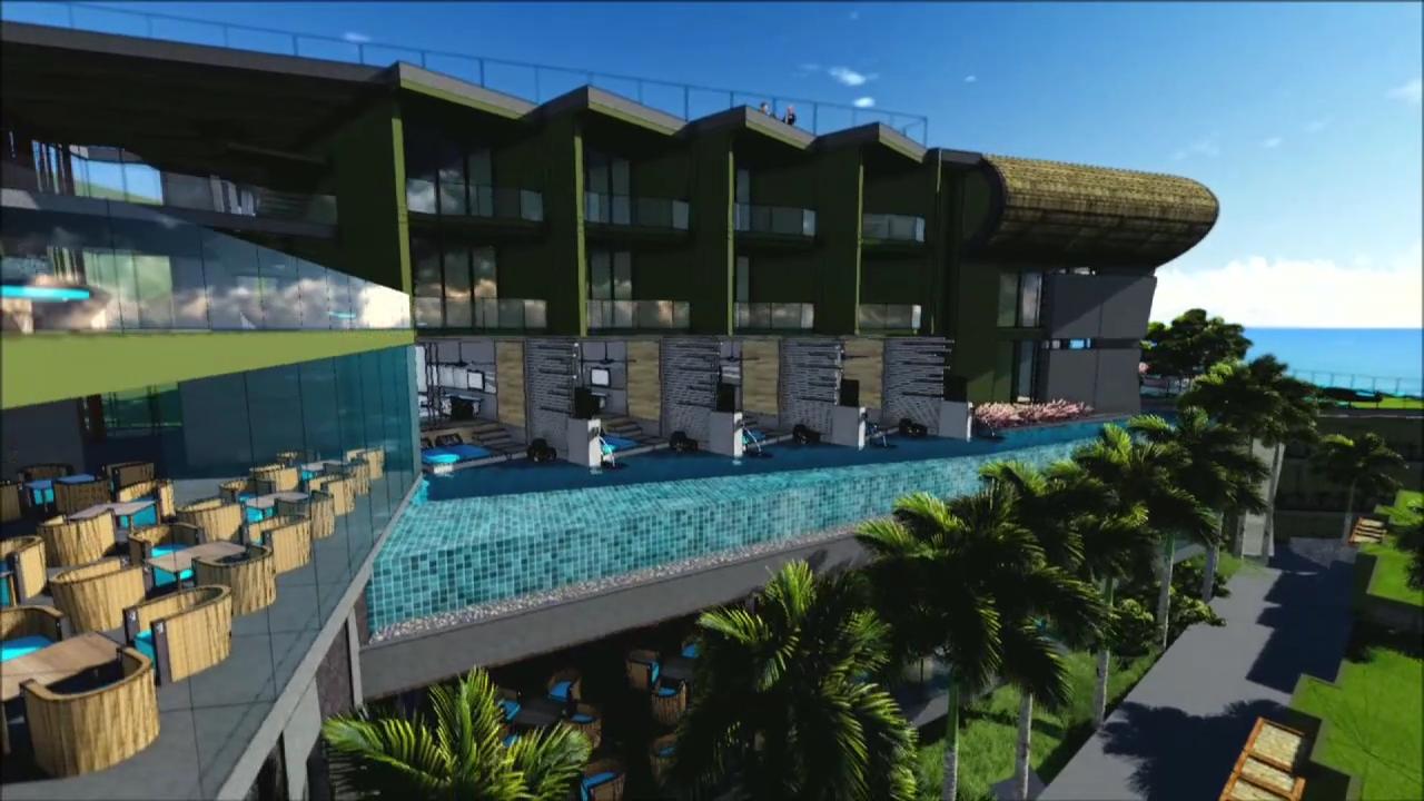 Andakira crest andakira group unveils its new 5 stars for Design hotel group