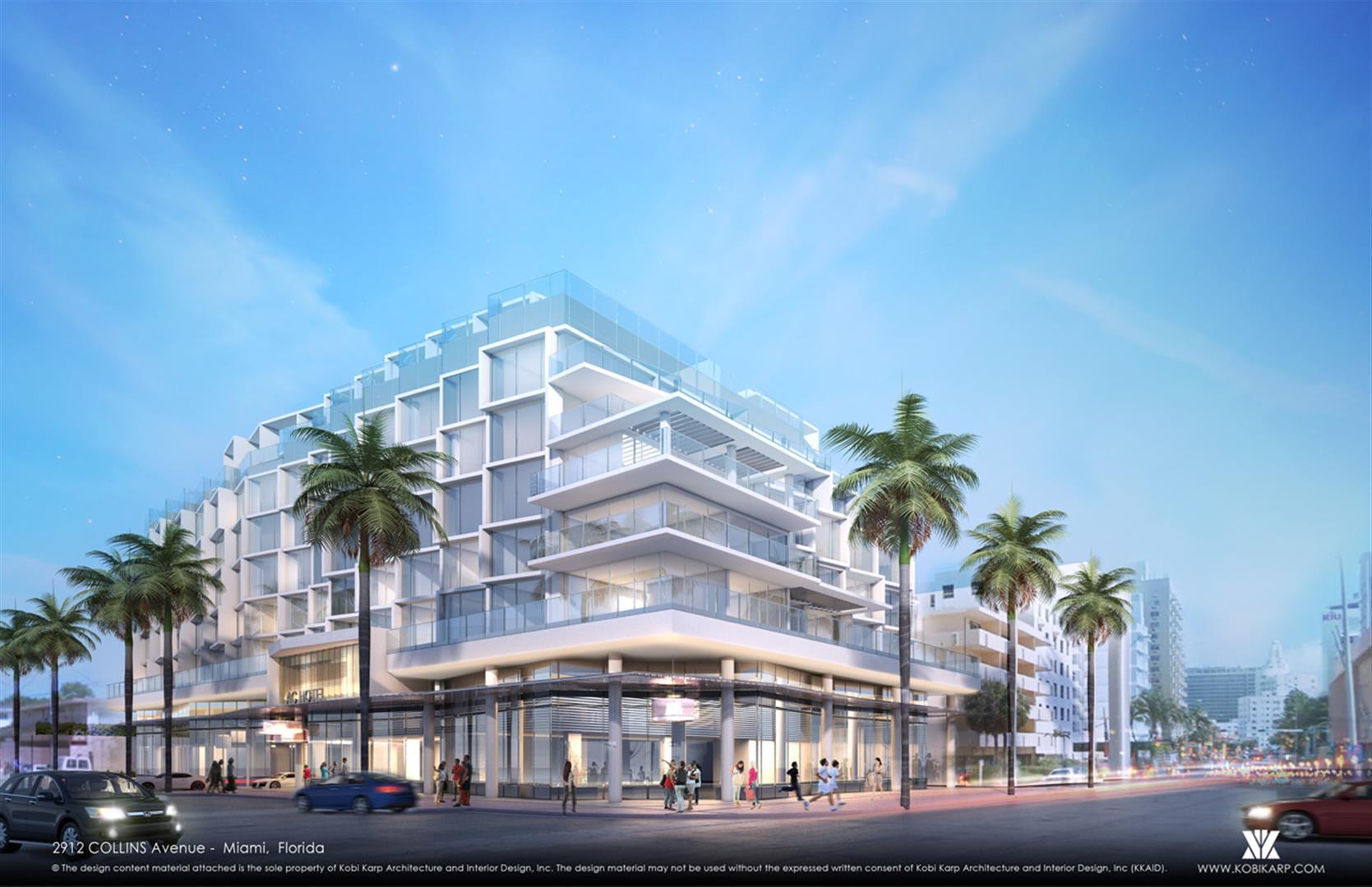 Hotel Hyatt Miami Beach