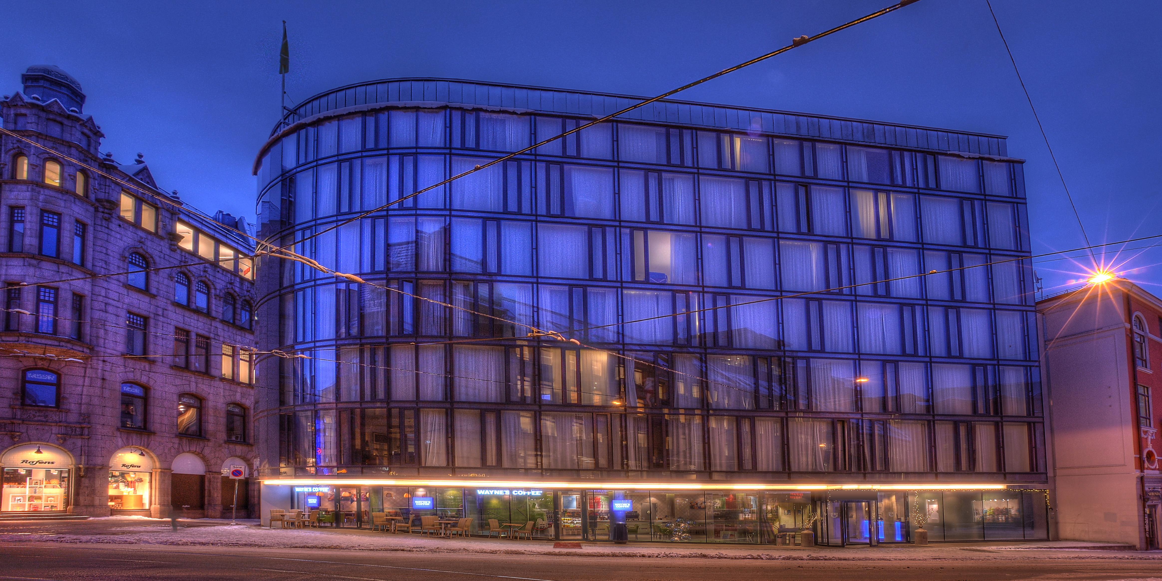 Htl Hotels Hotel Grensen Oslo