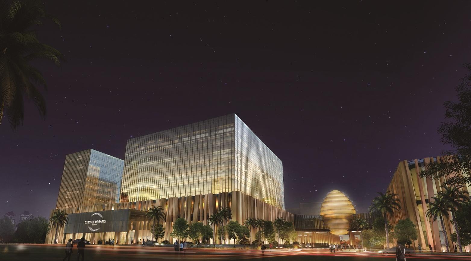 Hyatt City Of Dreams Manila Debuts
