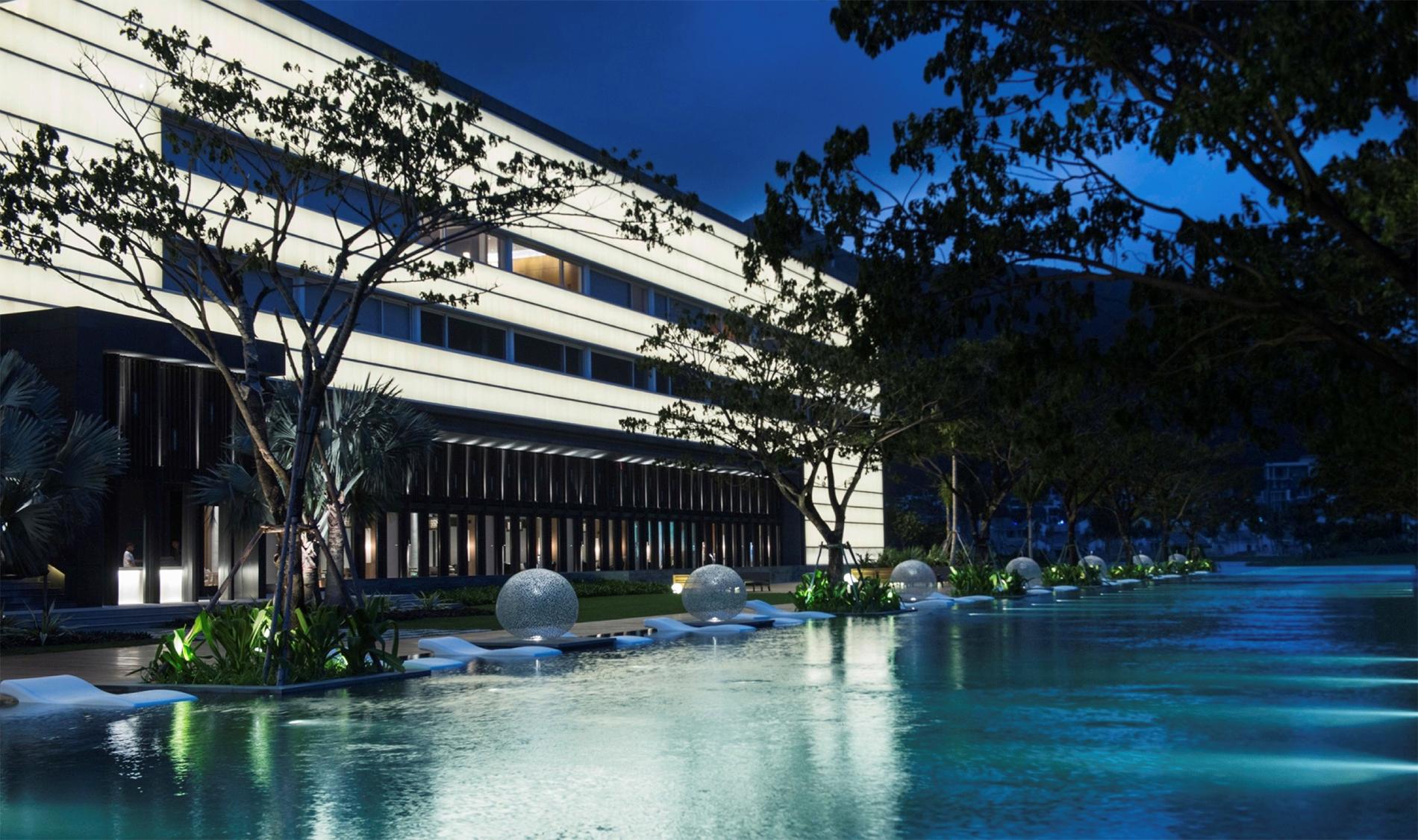 park hyatt sanya sunny bay resort opens