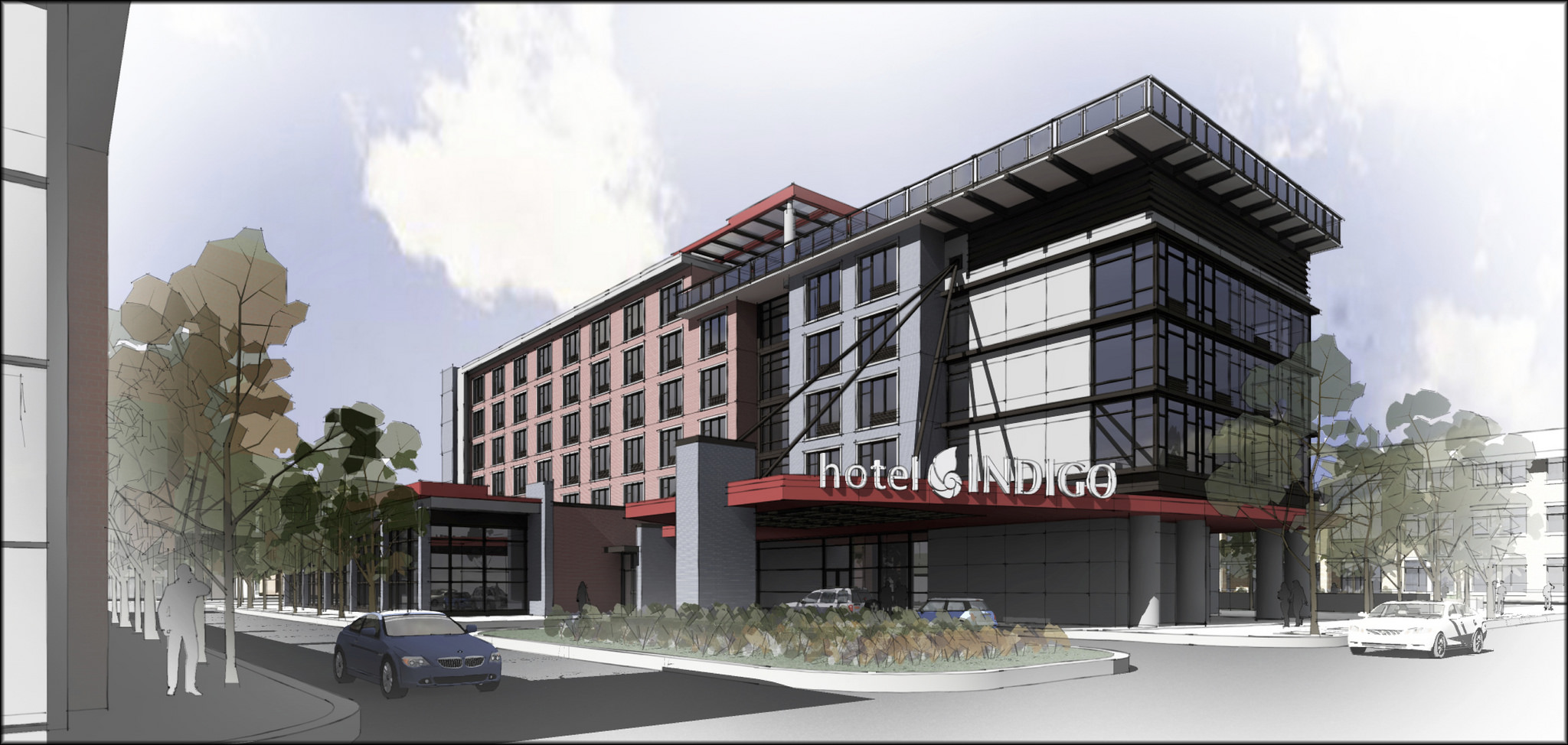 Ihg To Open 120 Room Hotel Indigo At Celebration Pointe In Gainesville Fla