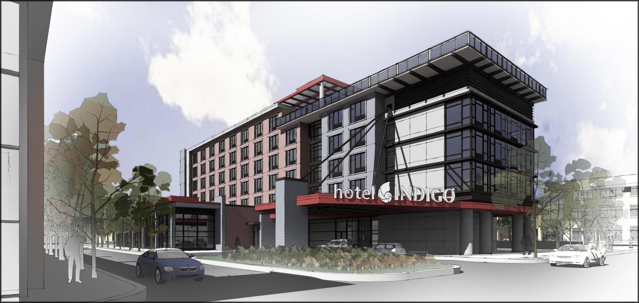Ihg To Open 120 Room Hotel Indigo At Celebration Pointe In Gainesville Fla