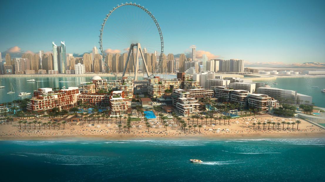 Venu Bluewaters Island Hotel Dubai