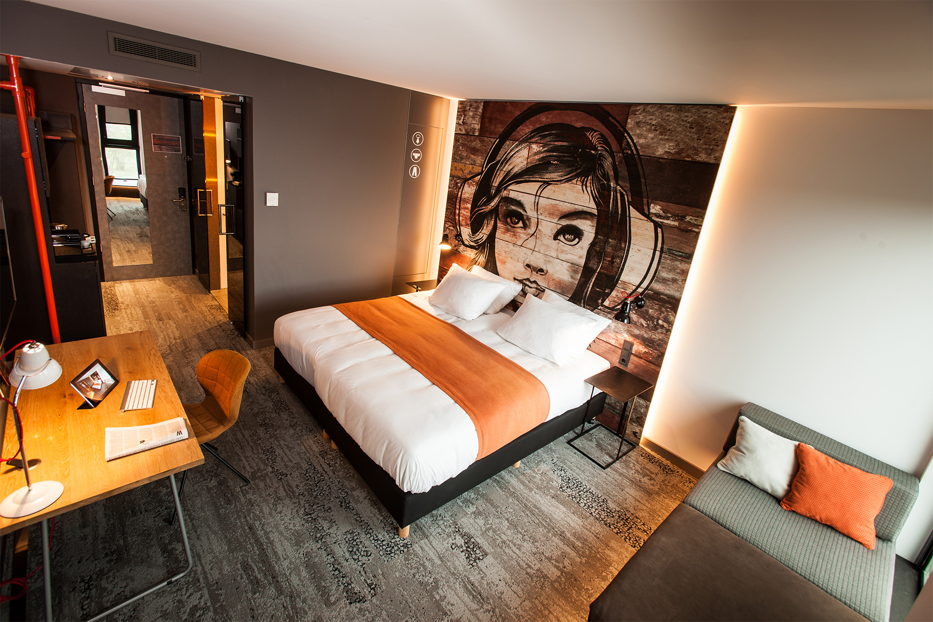 Steigenberger hotels launches new brand 39 jaz in the city for Designhotel jaz amsterdam