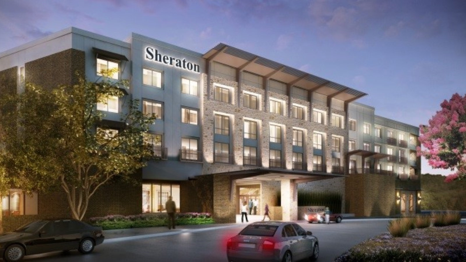 Starwood Hotels Debuts 14th Hotel In Texas With The Grand Opening Of Sheraton Mckinney And Conference Center