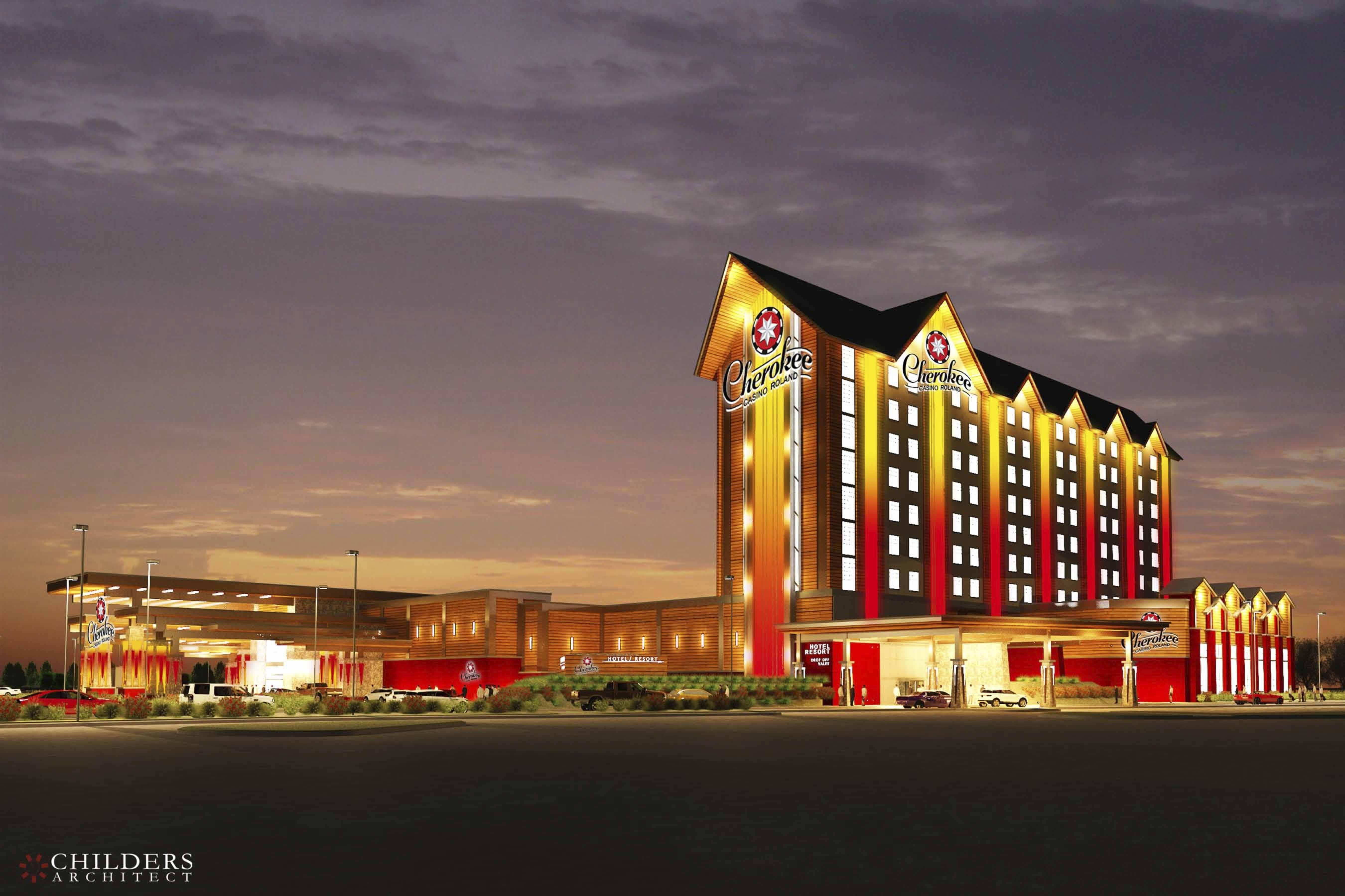 Cherokee nation casino and casino near orange county