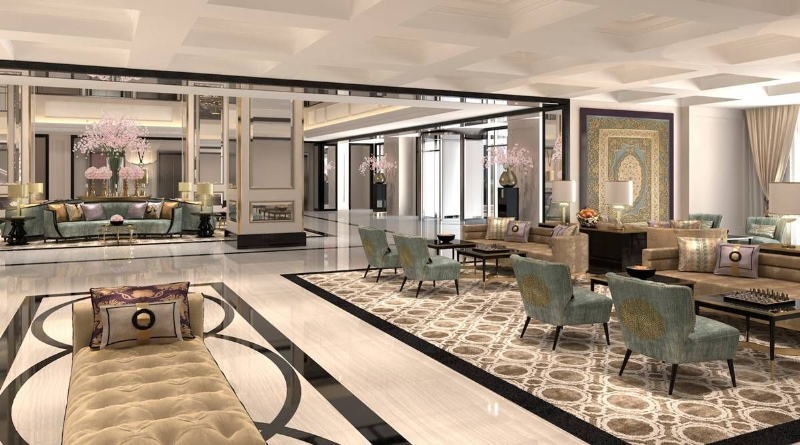 Taj group announces opening of taj dubai for Luxury hotel group