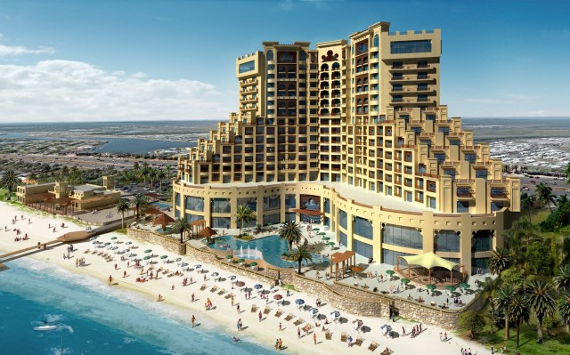 Fairmont Hotels Amp Resorts Opens 252 Room Fairmont Ajman In