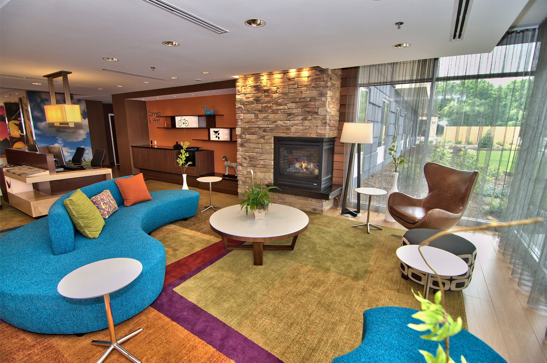 Shaner Hotel Group To Convert Crowne Plaza Paramus New Jersey Fairfield Inn Suites
