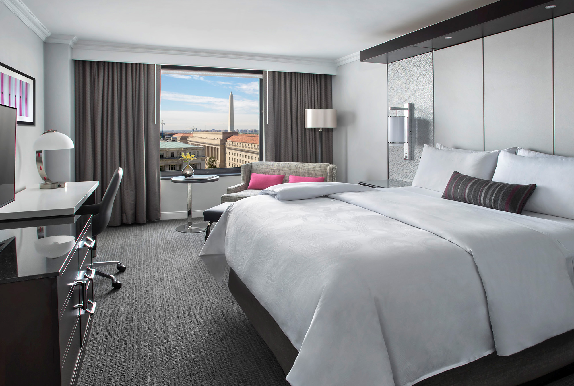 Guests Will Be Inspired At The New Toronto Marriott: JW Marriott Washington, DC Unveils Its Luxury Evolution