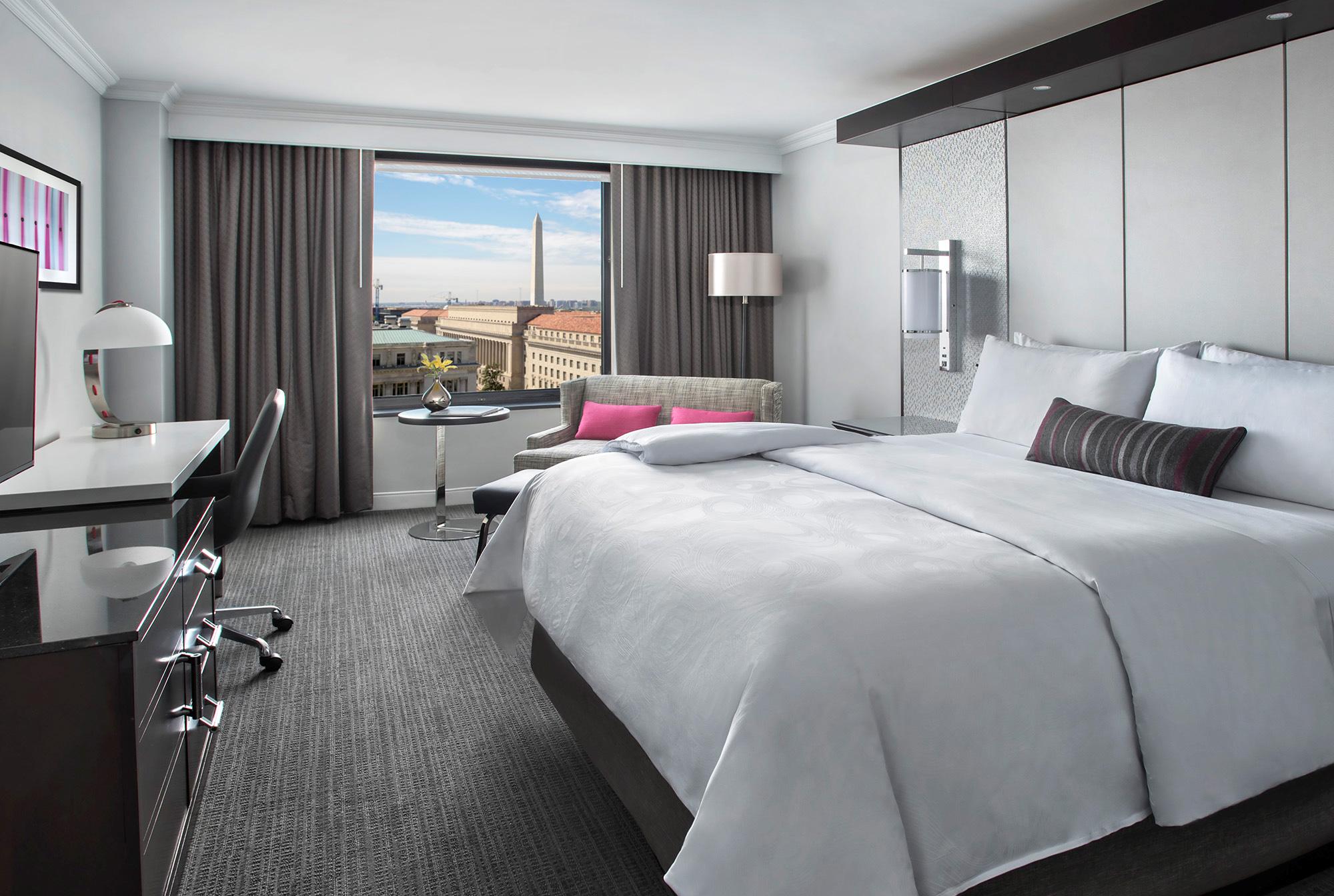 Jw Marriott Washington Dc Unveils Its Luxury Evolution