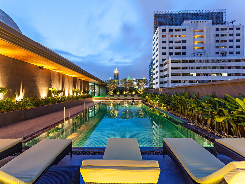 Best western hotels in bangkok drive repeat business with for Top design hotels bangkok