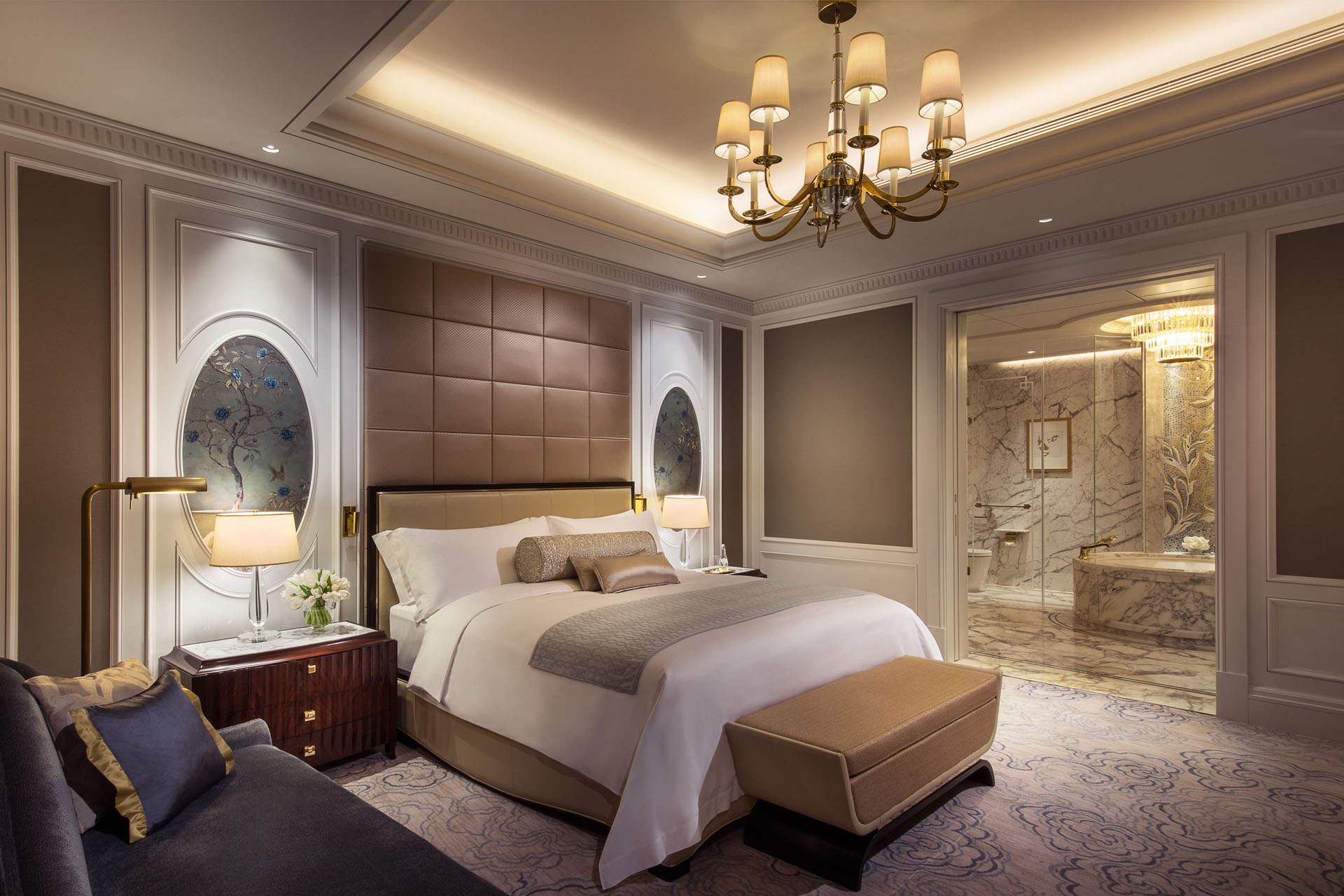 Jw Marriott Macau And The Ritz Carlton Macau Set New