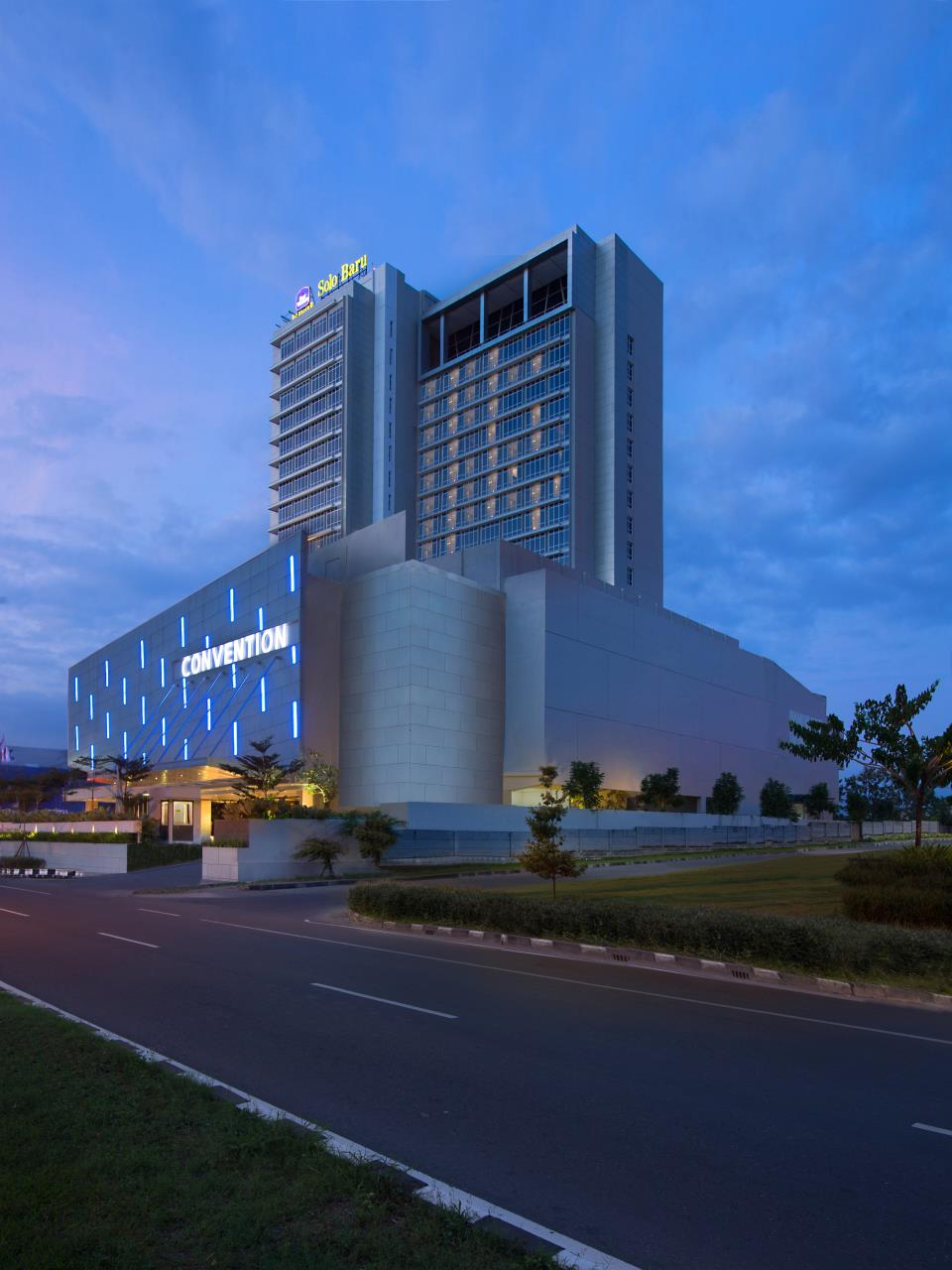 Best western unveils new hotel in solo central java indonesia
