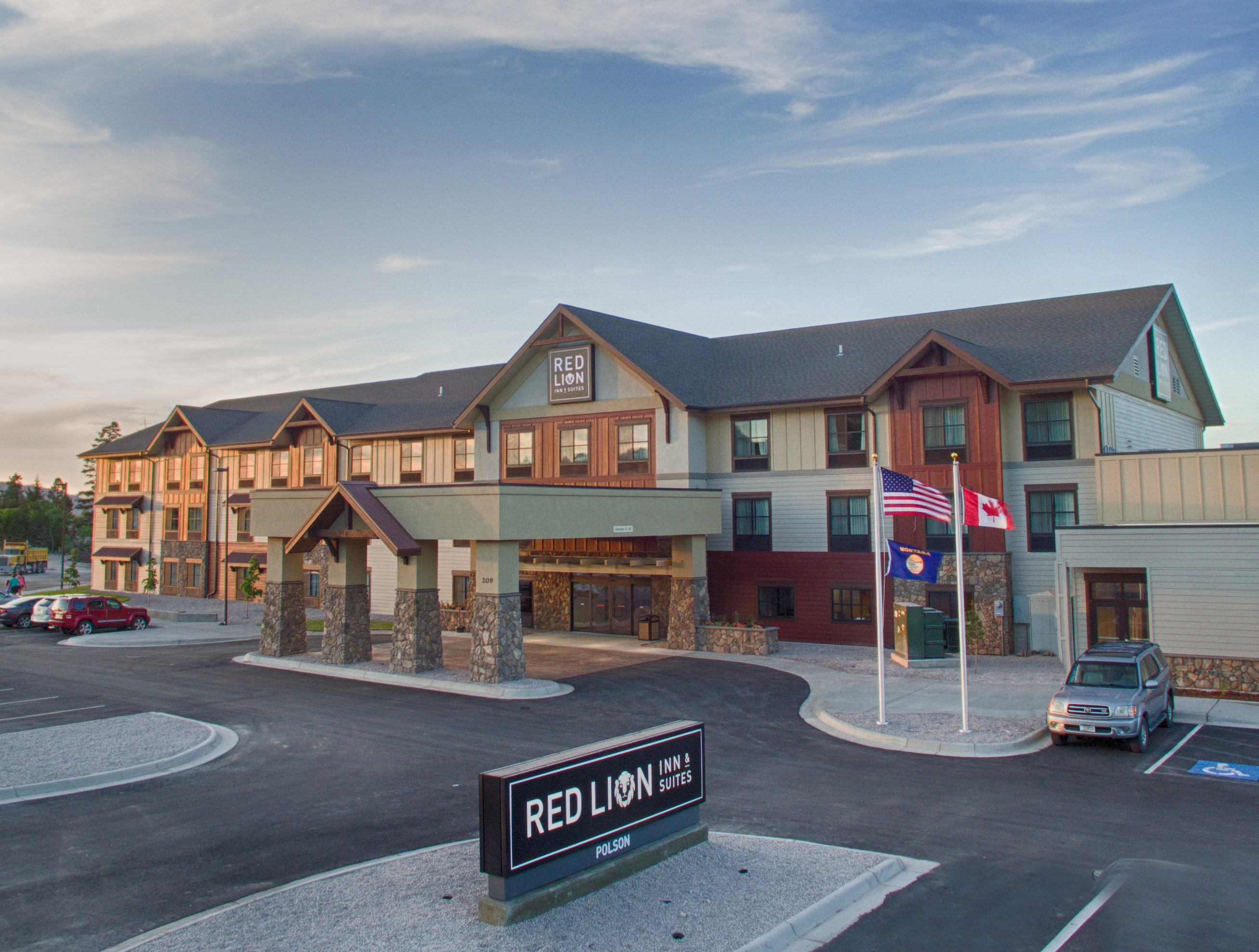 Rlhc Signs Franchise Agreement For New Construction Hotel In Montana
