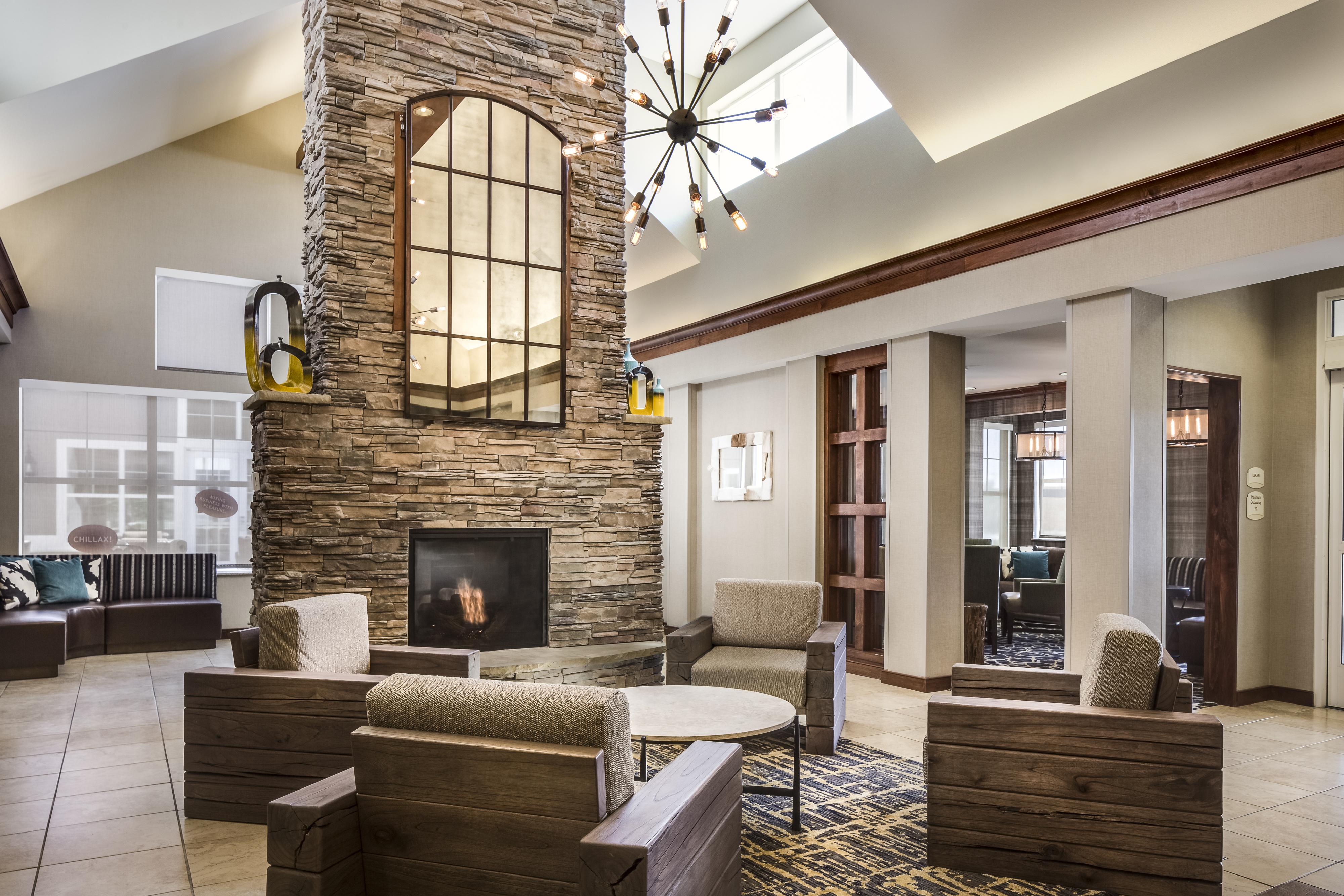 Residence Inn Billings, Montana Lobby Renovation