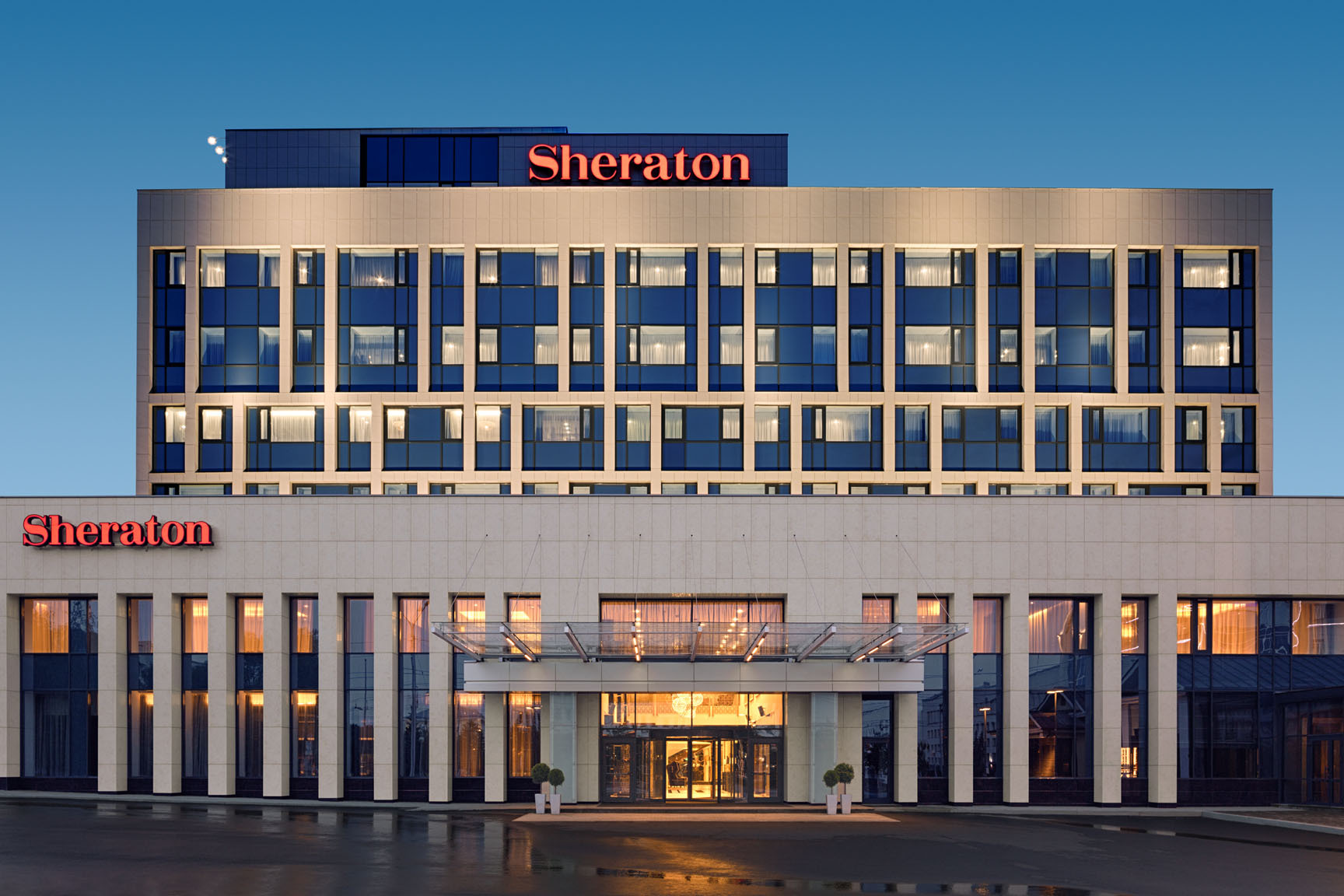 Starwood Unveils Seventh Hotel In Russia With The Opening Of Sheraton Ufa