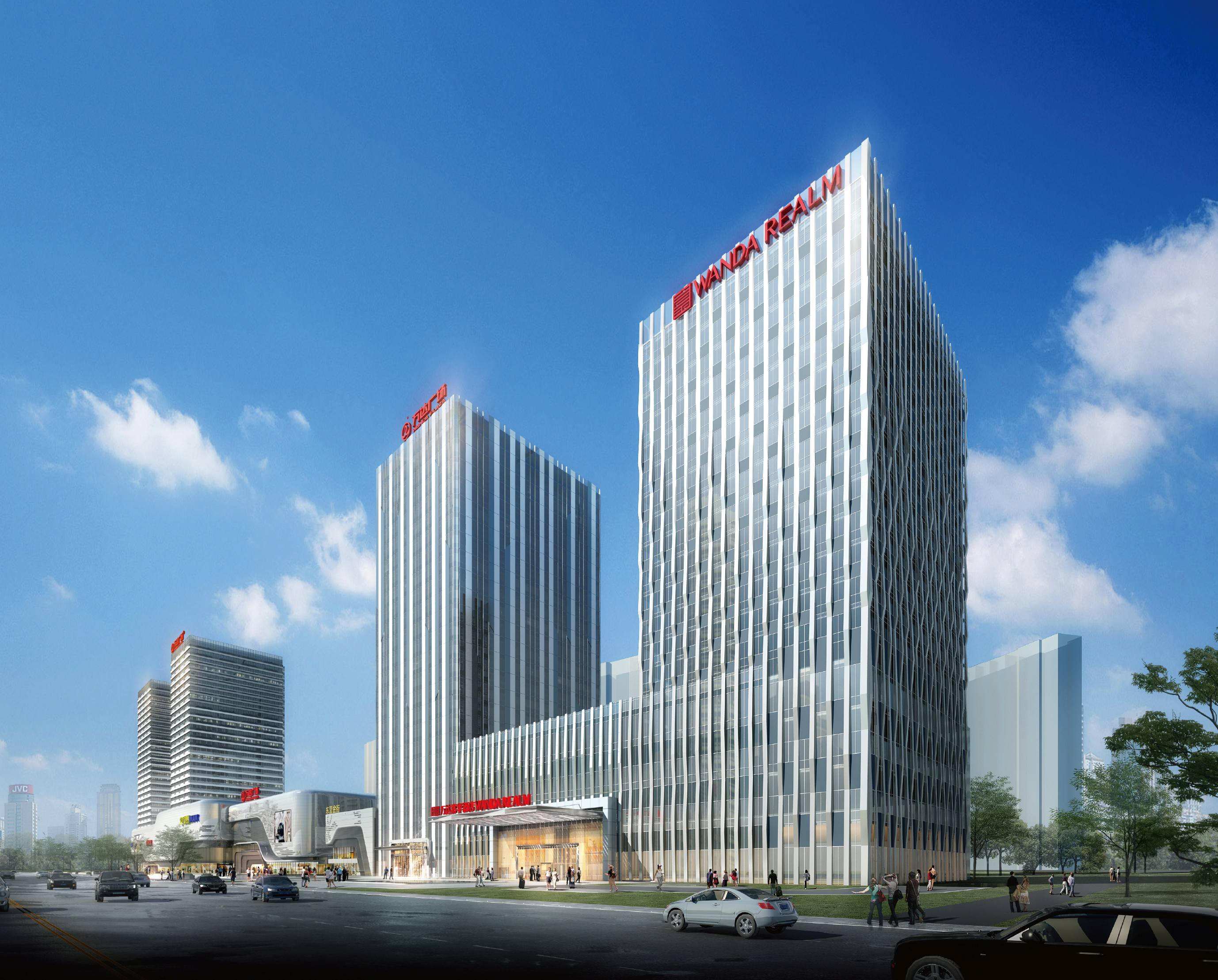 Dongying China  city photos gallery : Wanda Hotels & Resorts Opens 76th Hotel in Dongying, China
