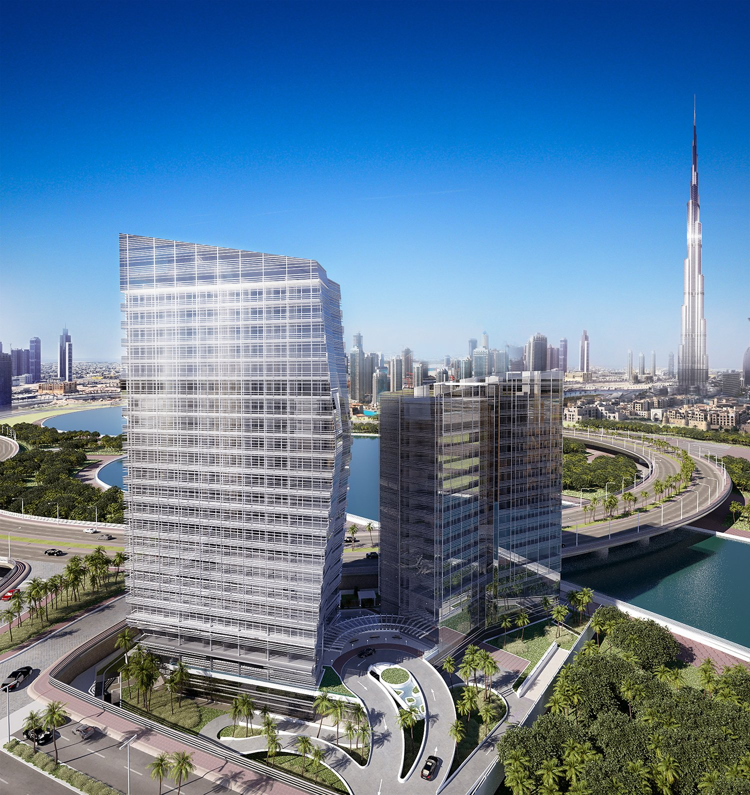 Langham hospitality group introduces new luxury hotel in dubai for Best hotels in dubai