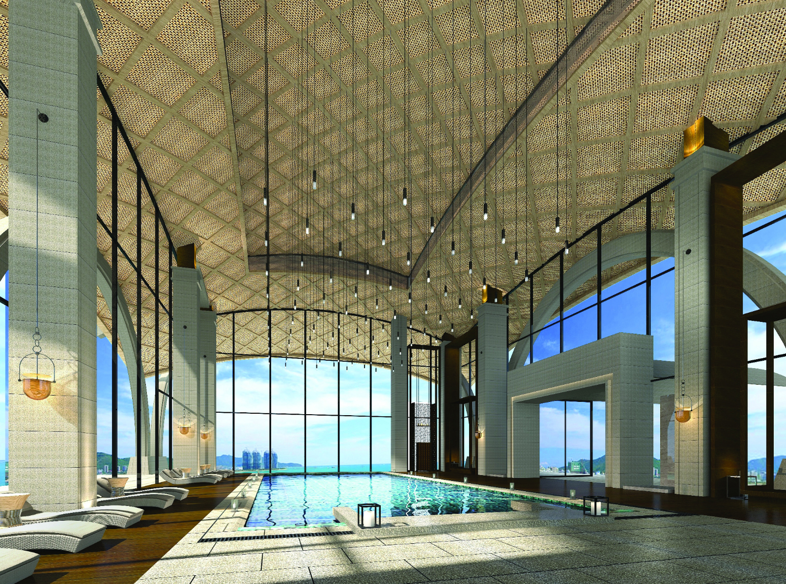 Doubletree resort by hilton celebrates the opening of its first hotel in yunnan china