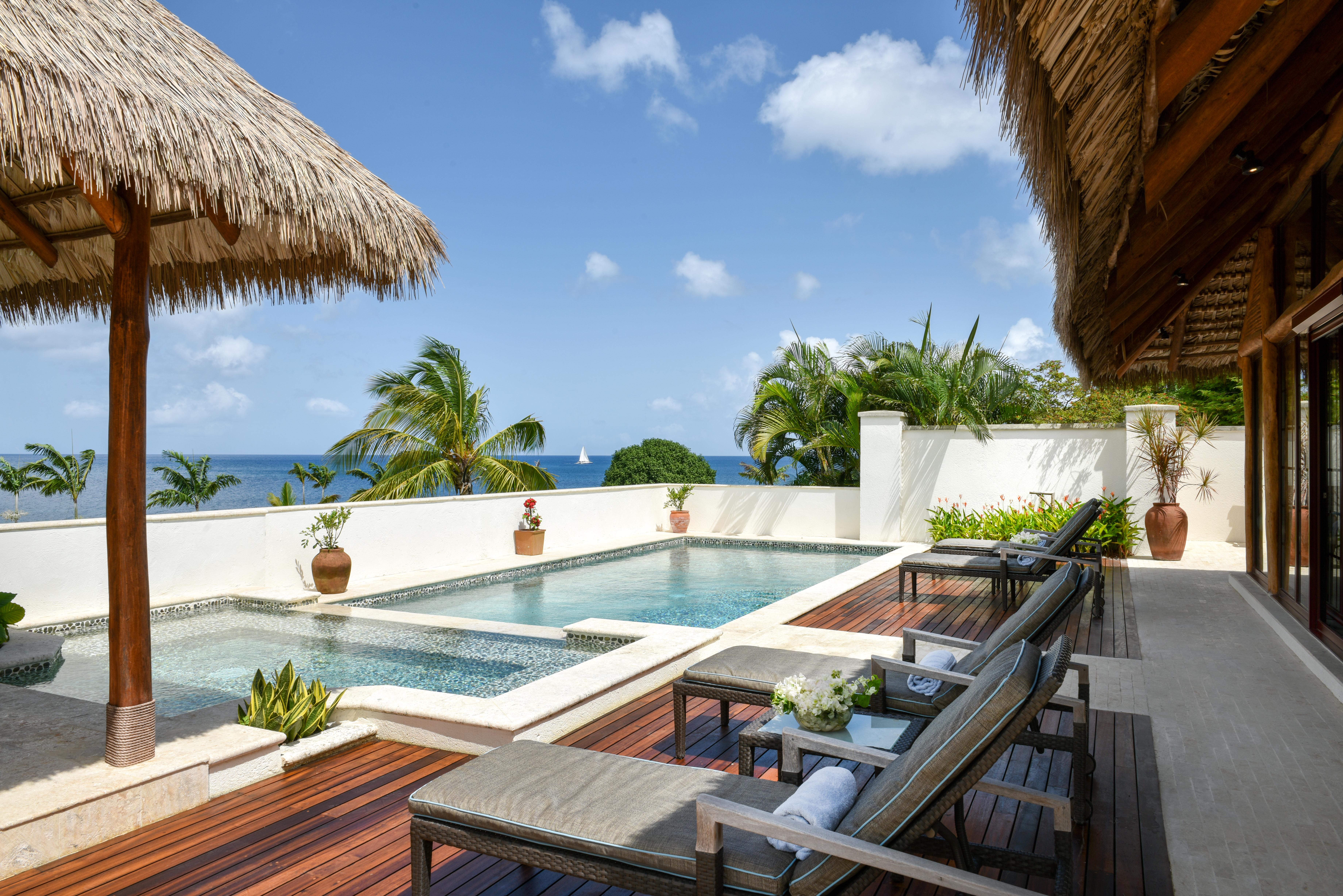 Paradise Beach Nevis