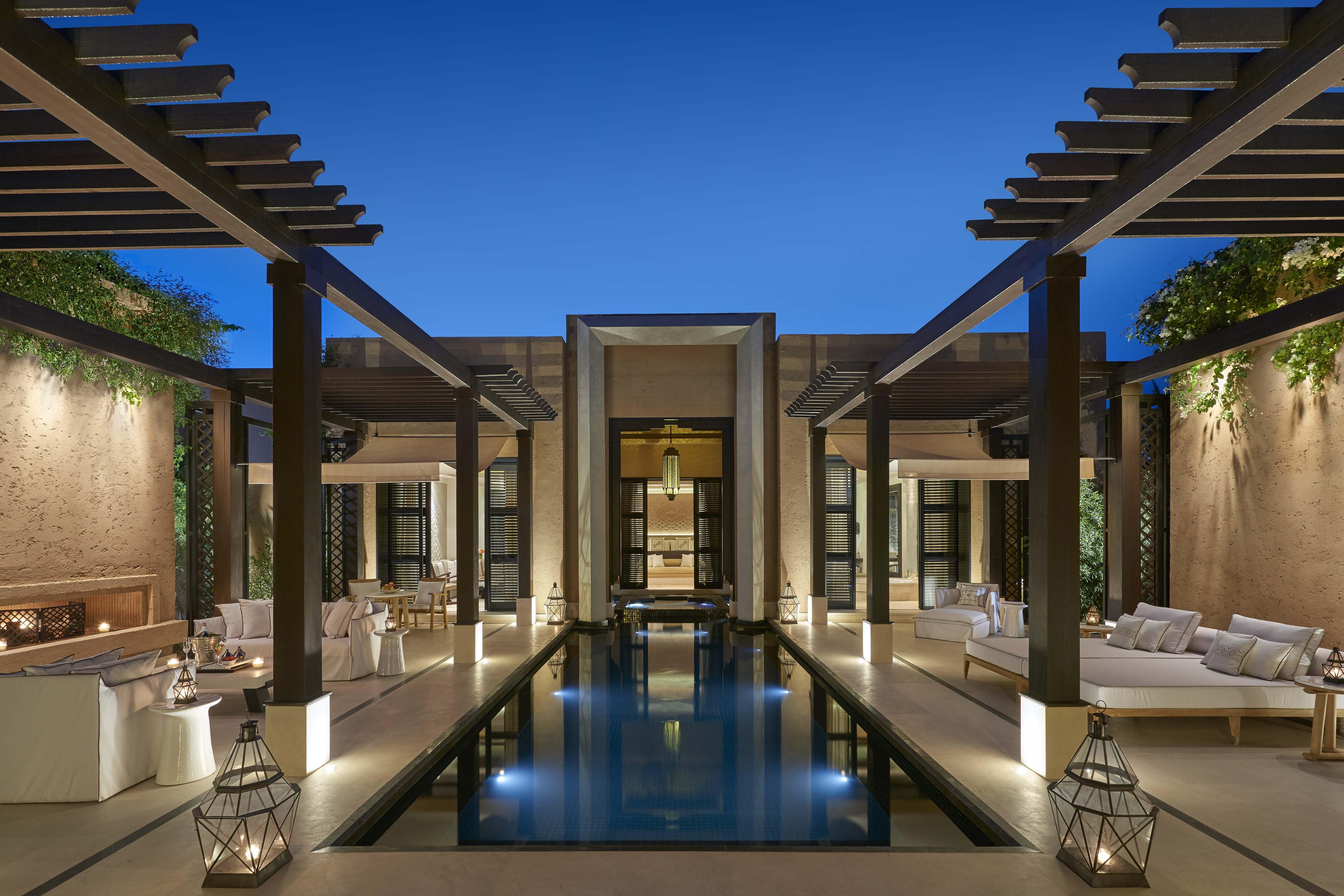 mandarin oriental marrakech now open
