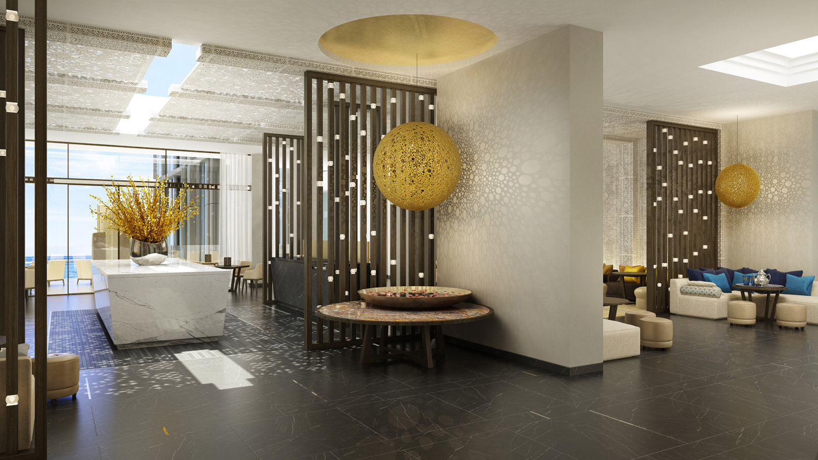 Now Open Four Seasons Hotel Casablanca Welcomes Guests To