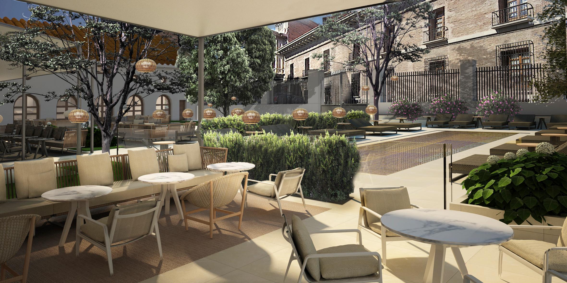 Meli hotels international announces gran melia palacio de for Gran melia hotel