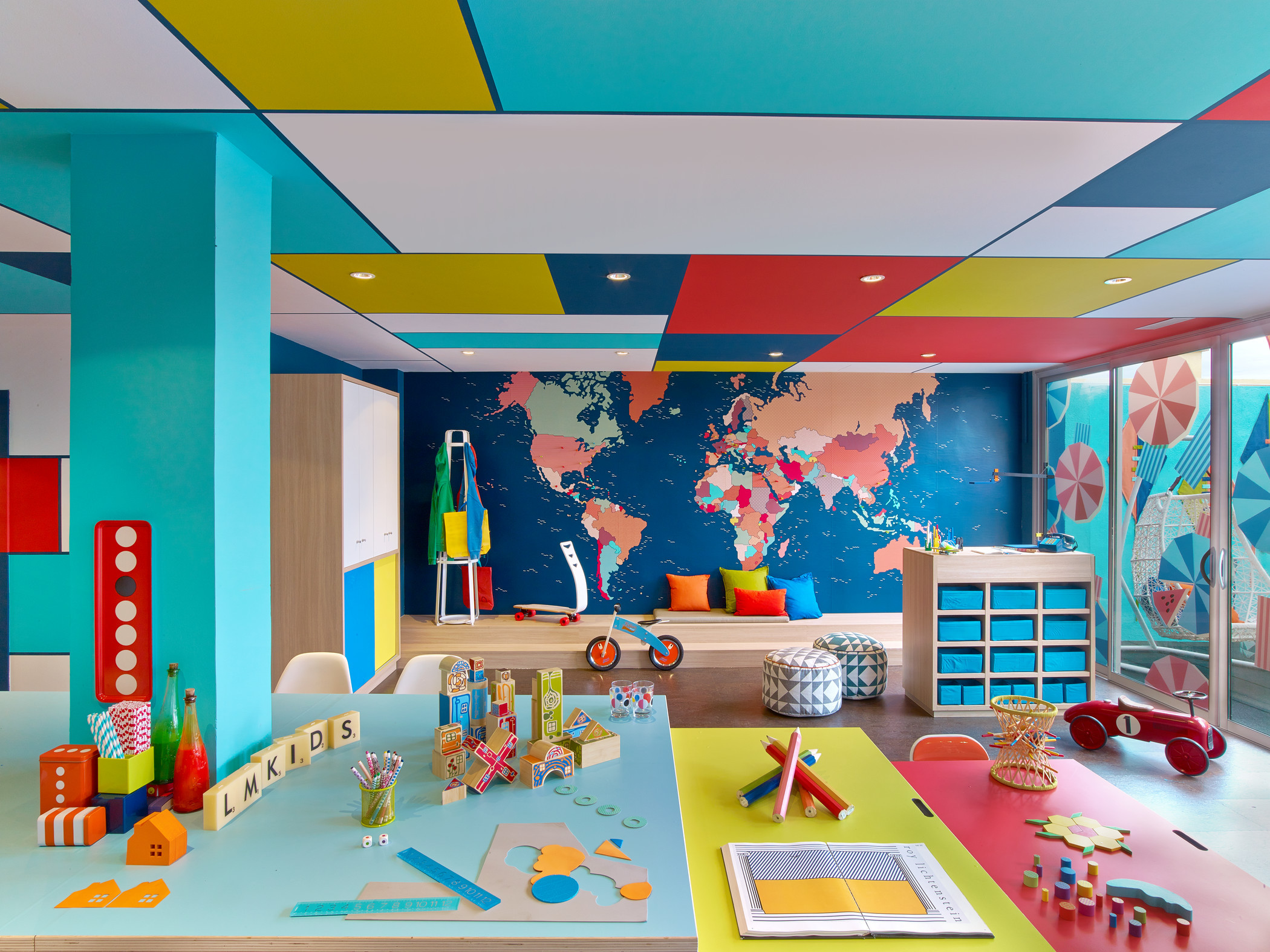 Home Decor Suppliers China Play Time Reimagined Le Meridien And Westin Hotels