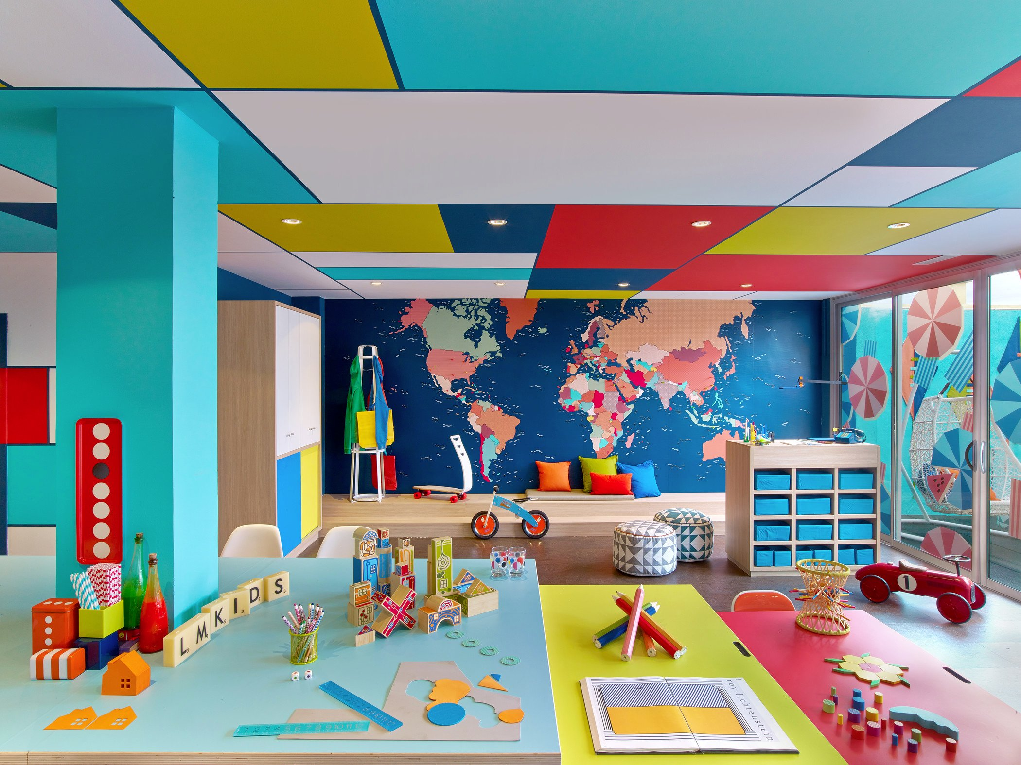 Barcelona Bedroom Set Play Time Reimagined Le Meridien And Westin Hotels