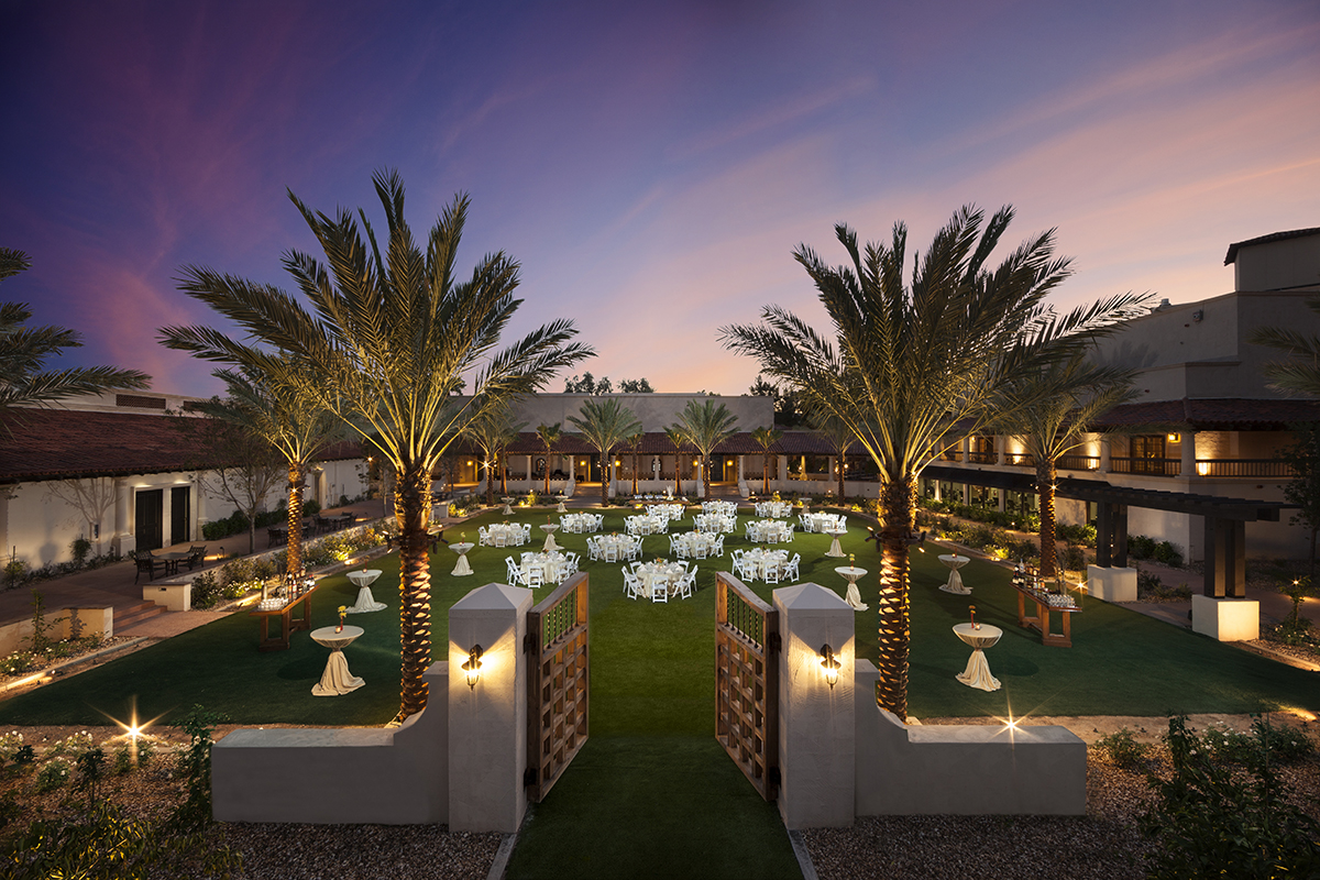 Scottsdale Resort At Mccormick >> The Scottsdale Resort at McCormick Ranch Accepted Into Associated Luxury Hotels International ...