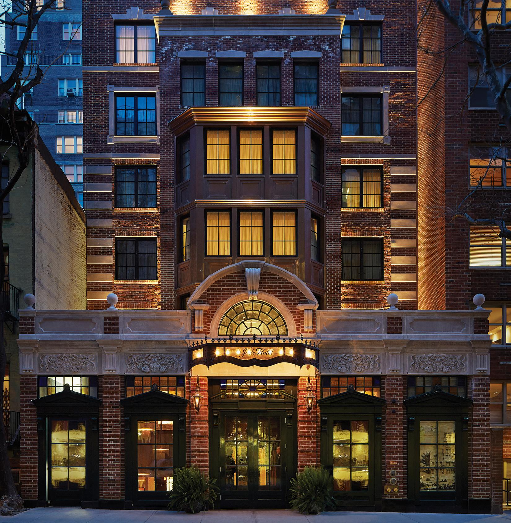 Robertdouglas Advises On The 78 000 Of Jade Hotel Greenwich Village New York Ny