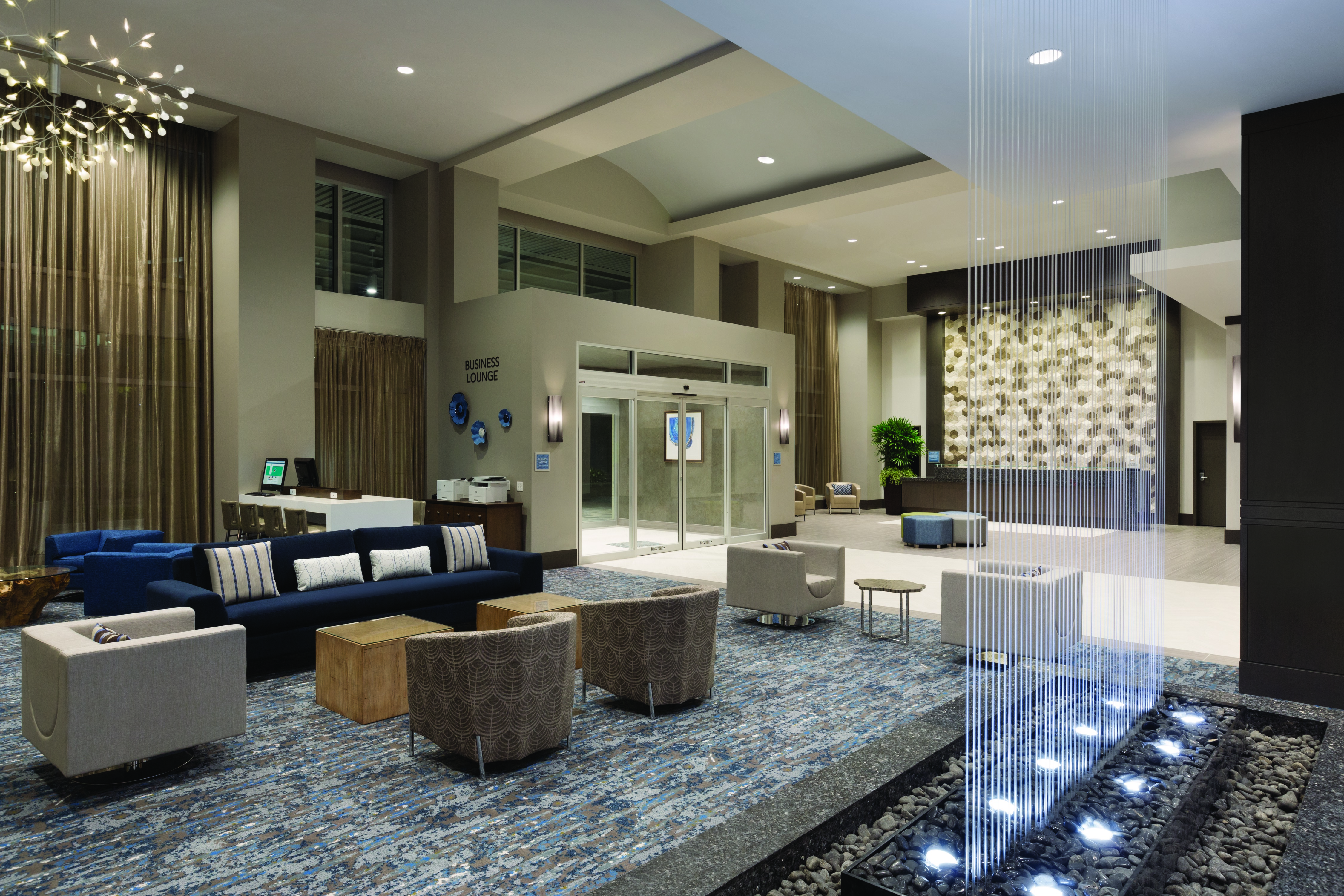 Hilton Worldwide Expands Its Houston Presence With The Opening Of Embassy Suites By Hilton The