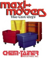 Maxi-Movers by Chem-Tainer Industries Expands in California and Into Texas and Georgia