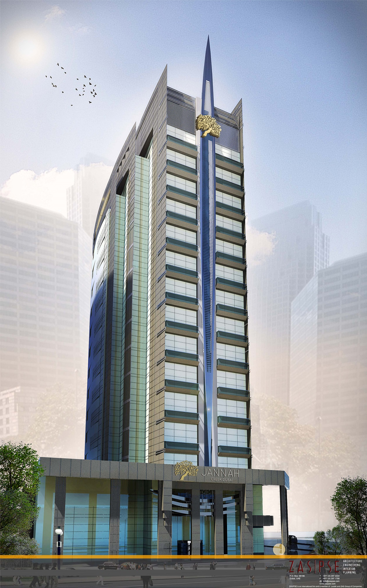 Jannah hotels and resorts to break ground on new five star for 5 star hotels in dubai