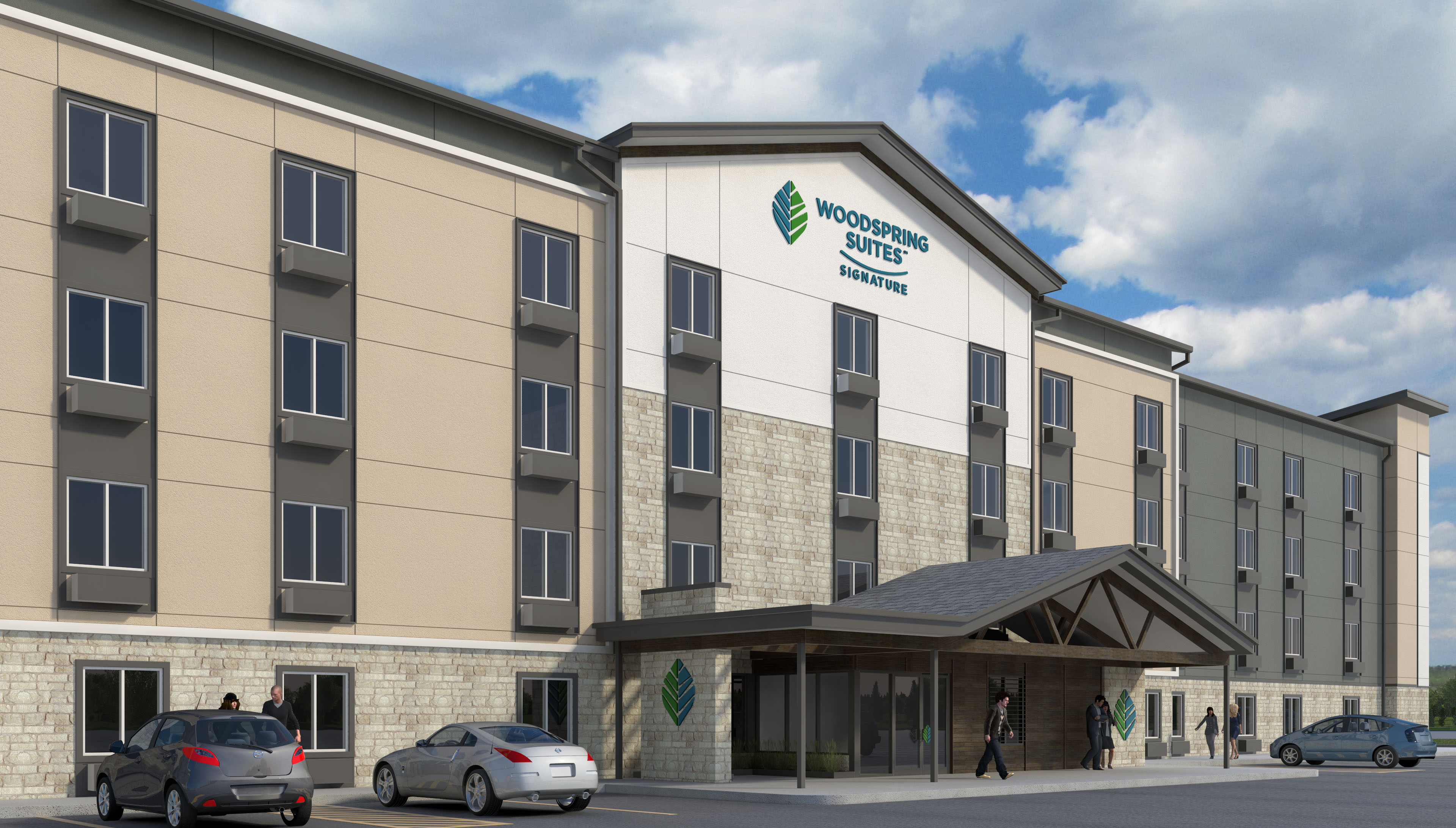 Woodspring Hotelssm Launches Suites Signature Prototype