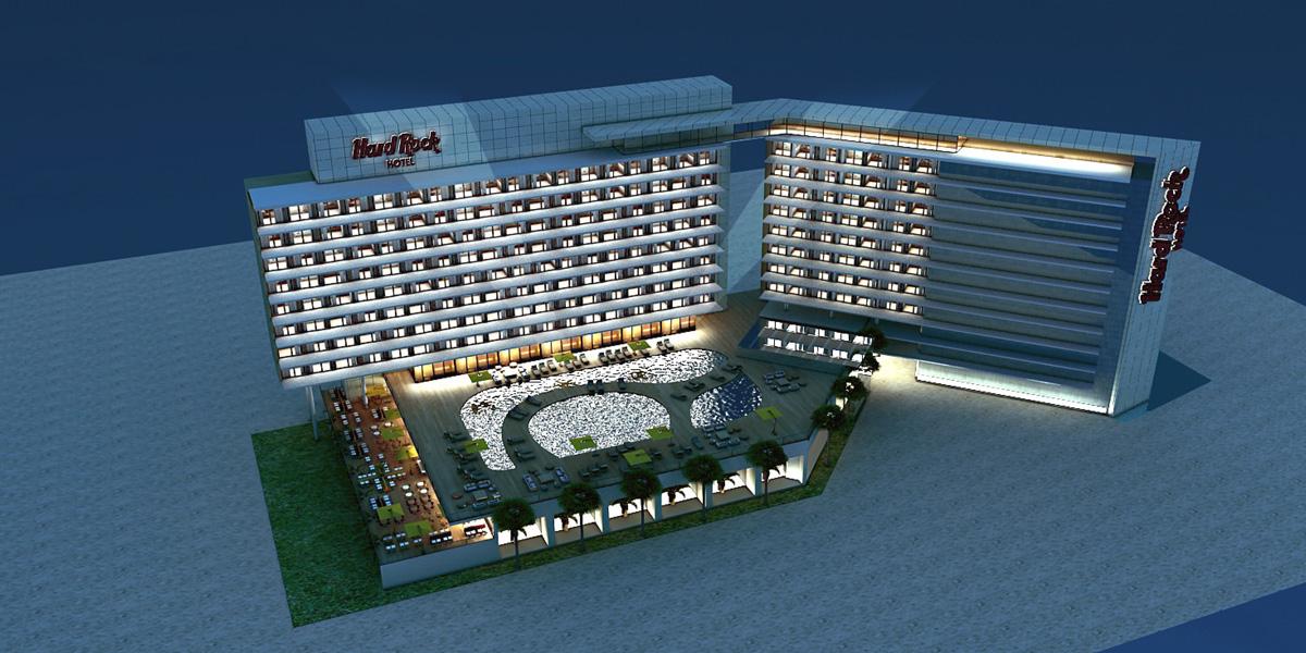 Hard Rock Hotel Tenerife Opening Date