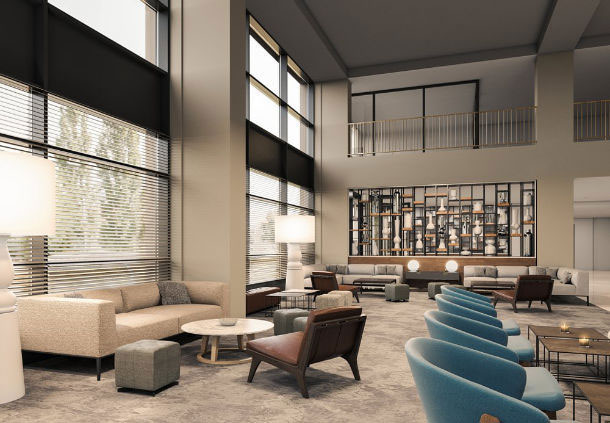 Guests Will Be Inspired At The New Toronto Marriott: Marriott Hotels Welcomes The Hague's Largest Hotel, The