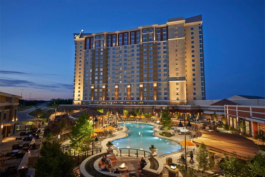 Casino at the ok texas border funcasinos