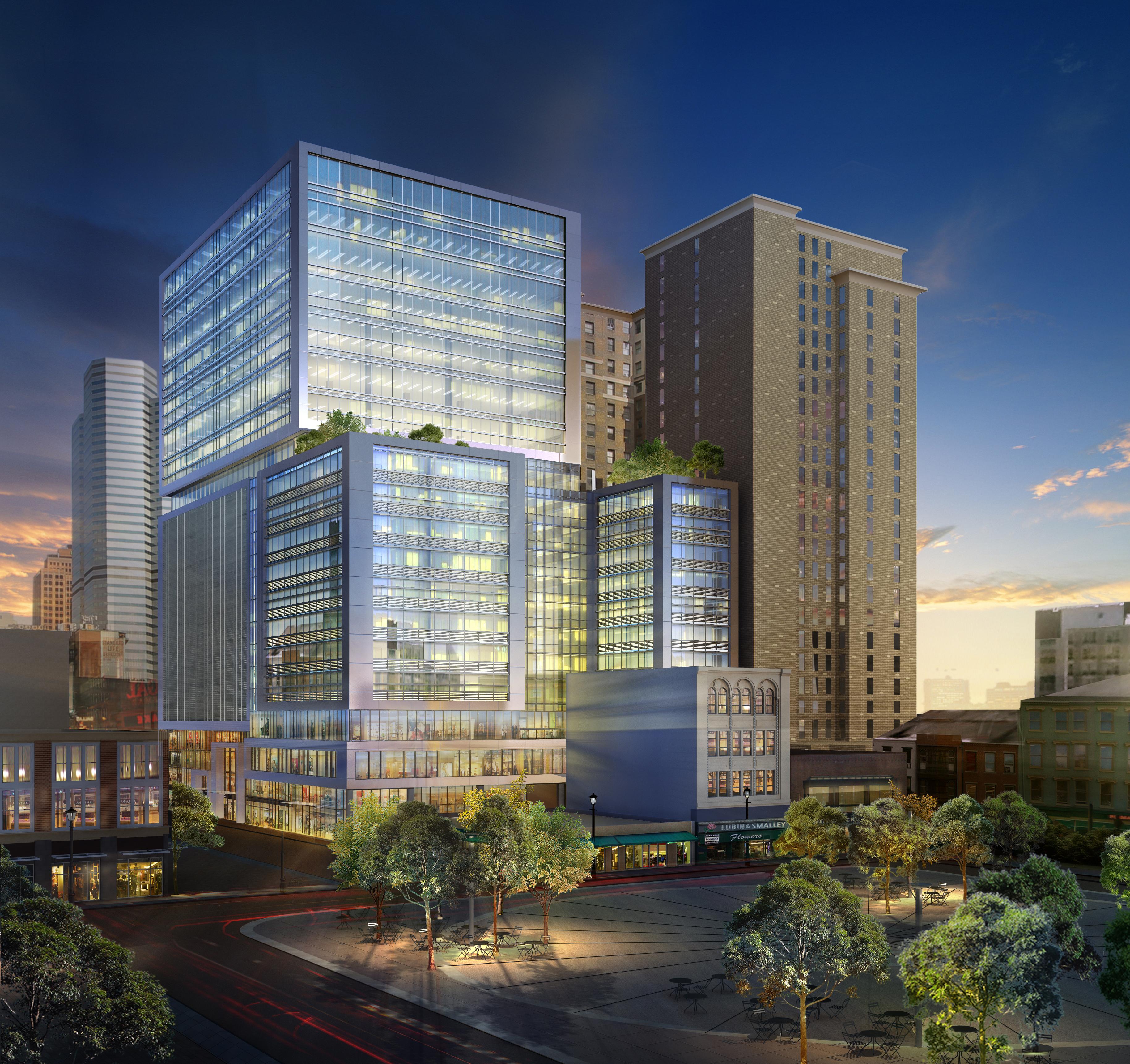Hilton Garden Inn Denver South Park Meadows Area: Hilton Garden Inn Pittsburgh Opens In The Heart Of Downtown