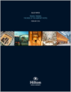 Hilton Blue Paper - Travel Trends: The Rise of the Airport Hotel